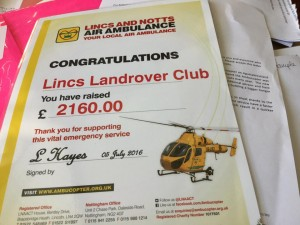 Air ambulance cert